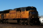 Here's a closeup of Union Pacific SD70M 4719.