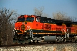 Here's a closeup of BNSF C44-9Ws 1026.