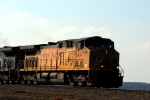 Here's a closeup of Union Pacific C44AC 6447