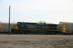 CSX 139 works the west end
