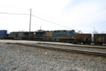 CSX 5292 is on the way to Global 1