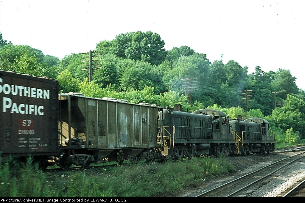 Two RSD-4's at the yard