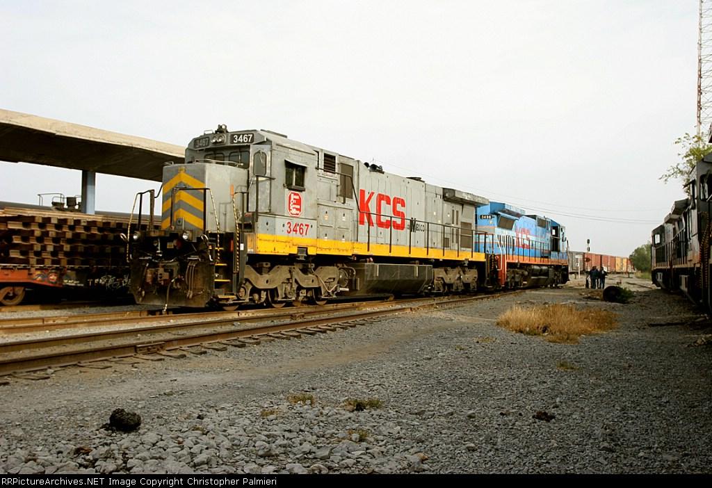 KCSM 3467 and KCSM 3498