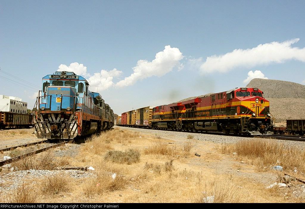 KCSM 3496 and KCSM 4651