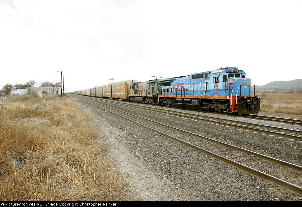 KCSM 3498 and KCSM 3467