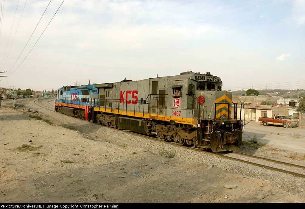 KCSM 3467 and 3498