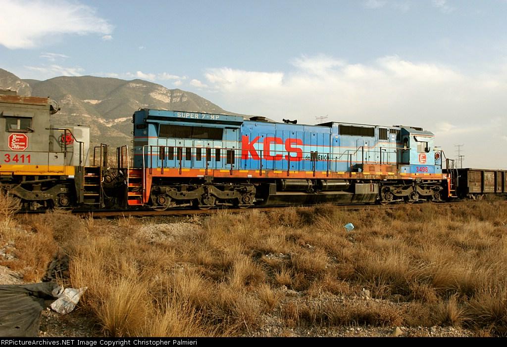 KCSM 3496