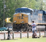 CSX 5425 - friday at Railwatch