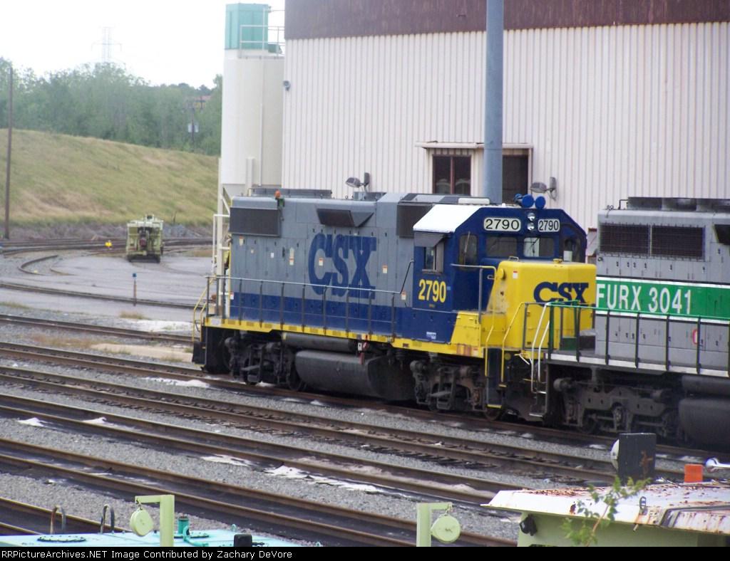 CSX 2790