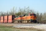 BNSF 7600/BNSF 1062