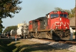 SB freight heading for New Orleans