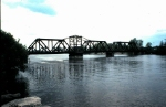 Swing Bridge over Saginaw River