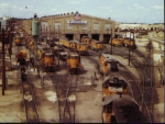 Union Pacific Shops - This was taken from a color photo graph and is a bit blurry.
