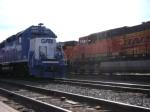 GMTX 2682 & BNSF DPU's