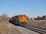 BNSF 6365 on a great warm sat in december.