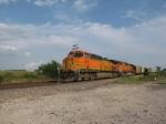 BNSF 5623 coal meeting coal,