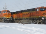 BNSF 6069 is part of gevo world at elsberry.