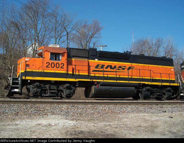 BNSF 2002