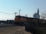 BNSF 6115 and BNSF 8870