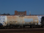white tanker car