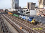 K772 engines heads to CSX Boyles yard
