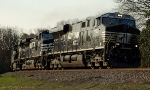 Coal Train at Lindale
