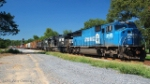 Southbound Conrail