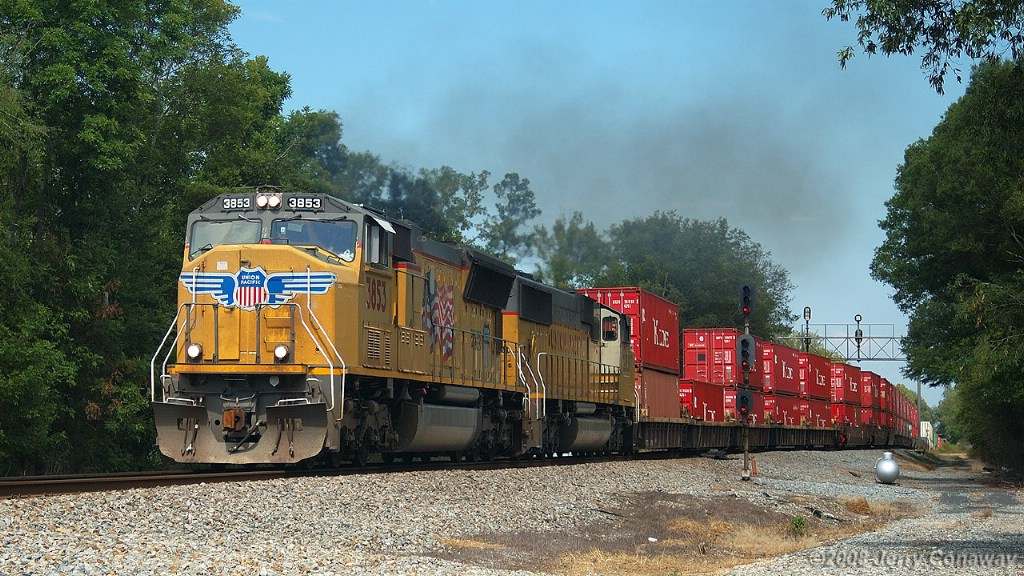 Union Pacific at Pinson