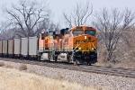 Eastbound Coal LoadsBNSF 6086