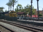 Santa FE #2632 Pulling a short train load