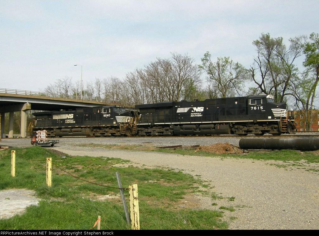 NS 7615 & 9240