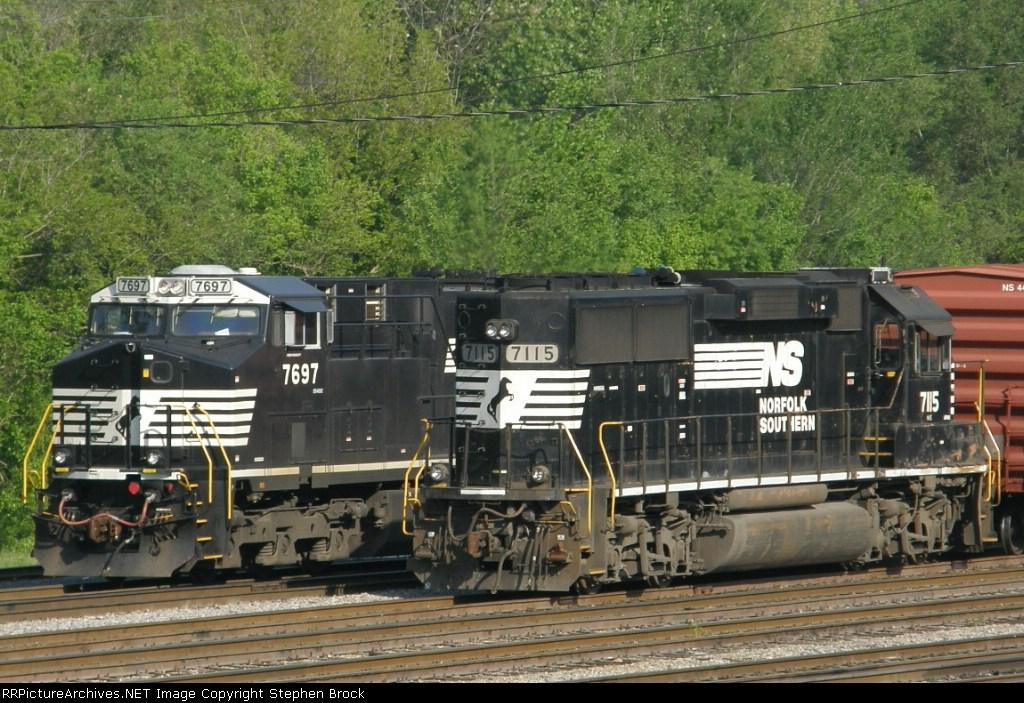 NS 7115 & 7697