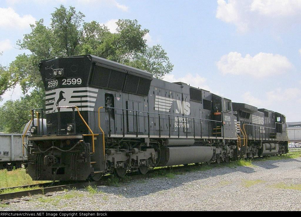 NS 2599 & 9515