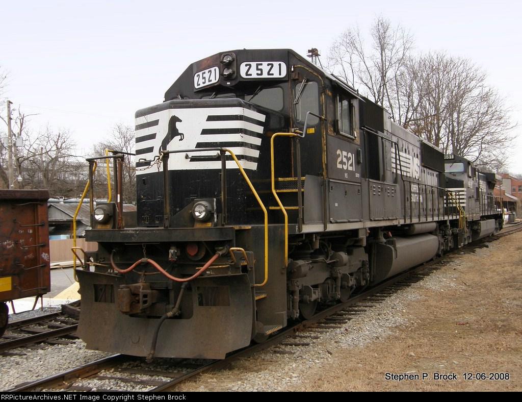 NS 2521 & 9681