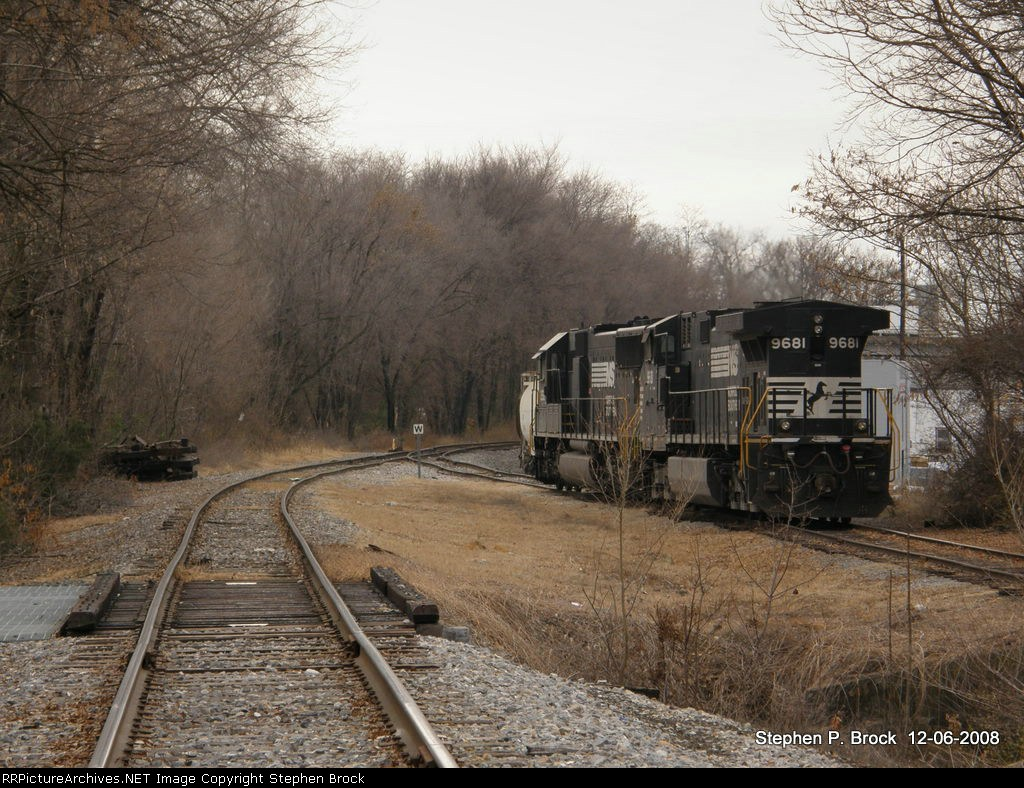 NS 9681 & 2521