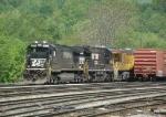 NS 8771, 8763 & UP 7671