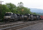 NS 2652, 9709, 6601 & 9473