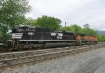 NS 2690 & BNSF 1011