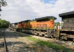 BNSF 5309 & NS 9326