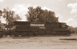 NS 9515 (In Sepia to highlight the details)