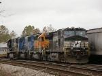 NS 9637, HLCX 7903, NS 6769 & 8812