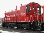 the 4 remaining belt pack engines left in Thunder Bay