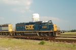 Inspection day for CSX 6006