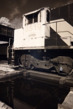 SRNJ 3519 on the pit