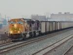 Loaded coal train on the B&OCT @ Damen Av