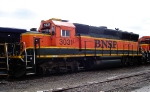 BNSF GP40X #3031