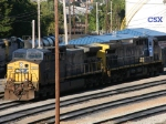 CSX 133 & CSX 15