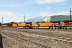 More BNSF Power in Provo