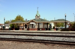 Amtrak depot at 300 West 600 South