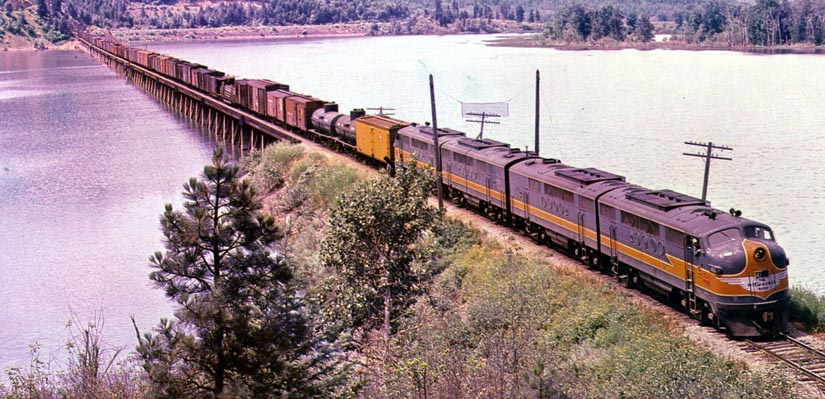 From Milwaukee Road Files